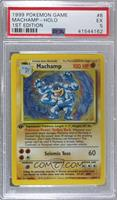Machamp [PSA 5 EX]