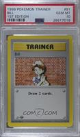 Bill [PSA 10 GEM MT]