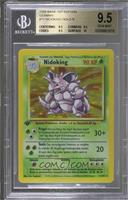 Nidoking [BGS 9.5 GEM MINT]