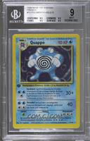 Poliwrath [BGS 9 MINT]
