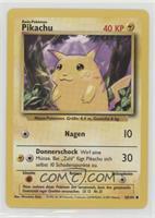 Pikachu (Yellow Cheeks)