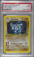 Machamp [PSA 9 MINT]