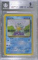 Squirtle [BGS 9 MINT]