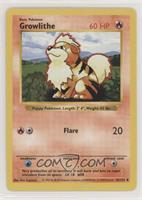 Growlithe [Noted]