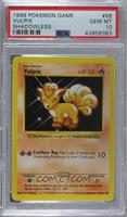 Vulpix [PSA 10 GEM MT]