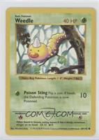 Weedle [Noted]