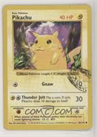 Pikachu (Yellow Cheeks) [Noted]