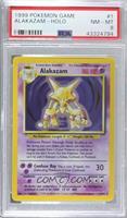 Alakazam [PSA8NM‑MT]