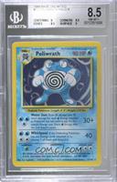 Poliwrath (Holo) [BGS8.5NM‑MT+]