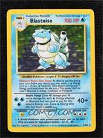 Blastoise (Holo)