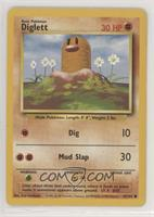 Diglett (Mis-Rotated Energy Symbol)