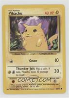 Pikachu (Yellow Cheeks) [Noted]