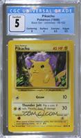Pikachu (Yellow Cheeks) [CGCGaming5]