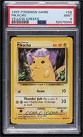 Pikachu (Yellow Cheeks) [PSA9MINT]