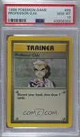 Professor Oak [PSA10GEMMT]