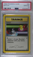Switch [PSA 10 GEM MT]
