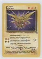 Zapdos [Noted]