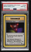 Resistance Gym [PSA10GEMMT]