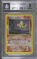 Blaine's Moltres [BGS9MINT]