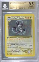 Lt. Surge's Magneton [BGS9.5GEMMINT]