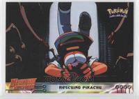 Rescuing Pikachu