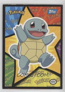1999 Topps Pokemon Movie Animation Edition - Puzzle Backs [Base] #NoN - Squirtle [EXtoNM]