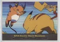 Electric Shock Showdown