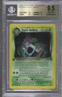 Dark Golbat [BGS 9.5 GEM MINT]