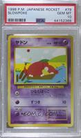 Slowpoke [PSA 10 GEM MT]