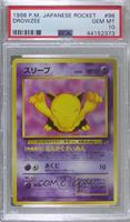 Drowzee [PSA 10 GEM MT]