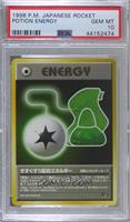 Potion Energy [PSA 10 GEM MT]