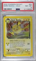 Dark Raichu [PSA 8 NM‑MT]