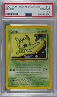 Celebi [PSA 10 GEM MT]