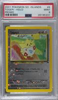 Togepi [PSA 9 MINT]