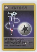 Full Heal Energy [NoneNoted]