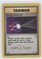 Energy Retrieval [NoneNoted]