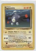 Magnemite [NoneNoted]