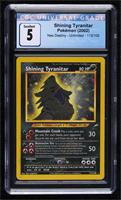 Shining Tyranitar [CGCGaming5]