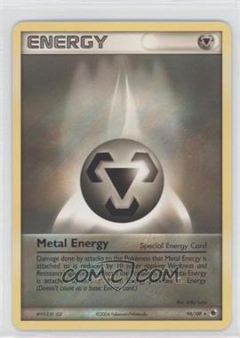 2003 Pokémon EX Ruby & Sapphire - Booster Pack [Base] #94 - Metal Energy