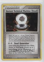Ancient Technical Machine [Steel]