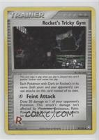 Rocket's Tricky Gym