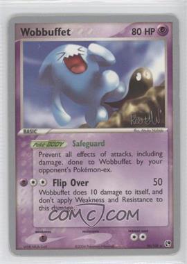 2004 Pokémon - World Championships Decks #26 - Wobbuffet
