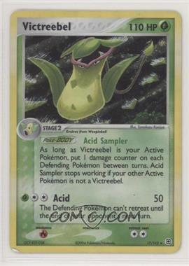 2004 Pokémon EX FireRed & LeafGreen - Base Set #17 - Victreebel