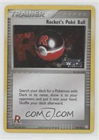 Rocket's Poke Ball