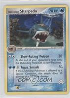 Team Aqua's Sharpedo