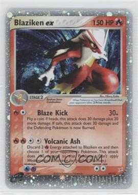 2004 Pokemon EX Team Magma vs. Team Aqua - Booster Pack [Base] #89 - Blaziken ex