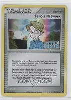 Celio's Network [Noted]
