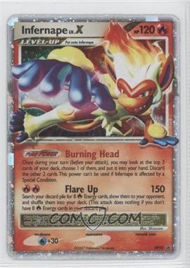 2007-2009 Pokémon Diamond & Pearl - Black Star Promos [Base] #DP10 - Infernape Lv. X