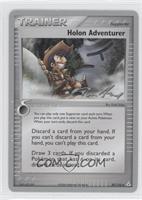 Holon Adventurer (Tom Roos)