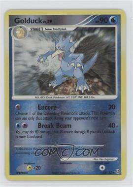 2007 Pokémon Diamond & Pearl - Secret Wonders - Booster Pack [Base] - Reverse Foil #28 - Golduck